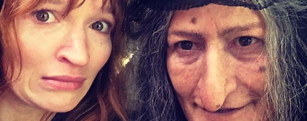 Schauspielerinnen Karoline Herfurth und Suzanne von Borsody