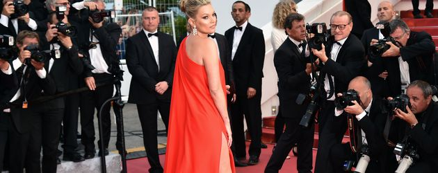 Kate Moss beim Filmfestival in Cannes 2016