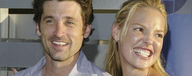 Patrick Dempsey und Katherine Heigl
