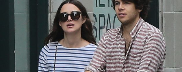 Keira Knightley, James Righton und Töchterchen Edie