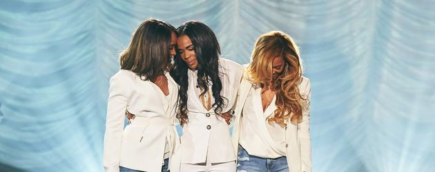 Beyonce, Kelly Rowland und Michelle Williams