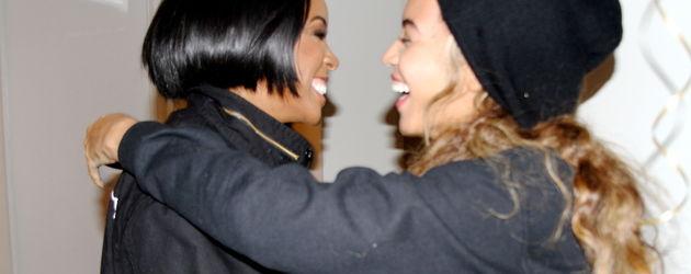 Beyonce und Kelly Rowland