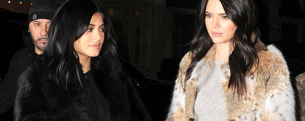 Kylie Jenner und Kendall Jenner