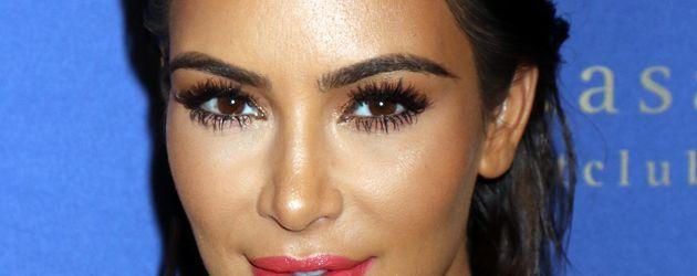 Kim Kardashian bei einer Club-Eröffnung Las Vegas im Juli 2016
