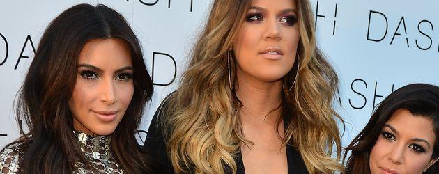 Kim Kardashian, Khloe Kardashian, Kourtney Kardashian