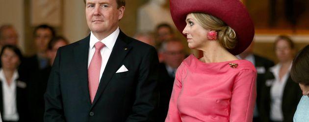 König Willem-Alexander und Königin Maxima zu Besuch in Bayern