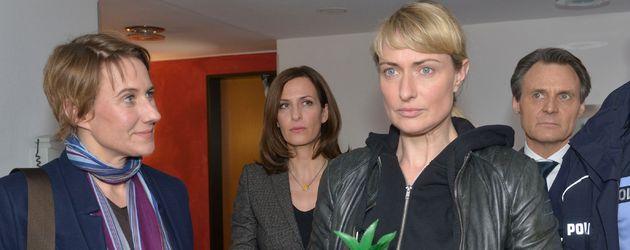 Wolfgang Bahro, Eva Mona Rodekirchen und Ulrike Frank