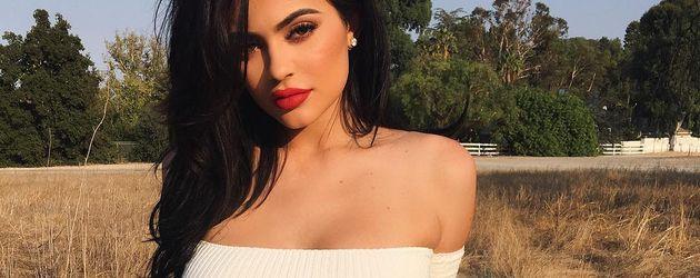 Kylie Jenner, LipKit-Designerin