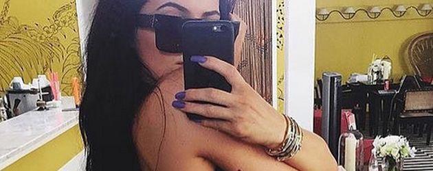 Kylie Jenner zeigt ihr Herz-Tattoo