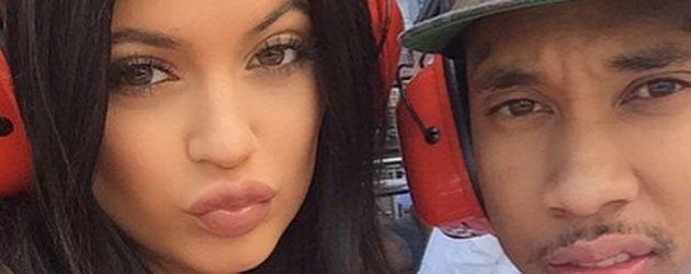 Kylie Jenner und Rapper Tyga