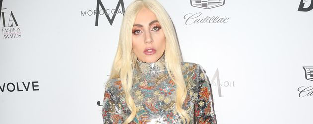 Lady Gaga bei den Fashion Los Angeles Awards in West Hollywood
