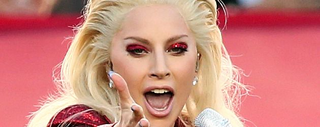 Sängerin Lady Gaga