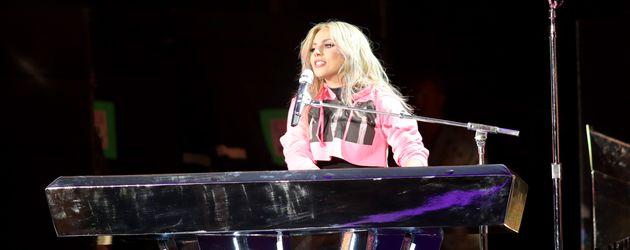 Lady Gaga beim Coachella 2017