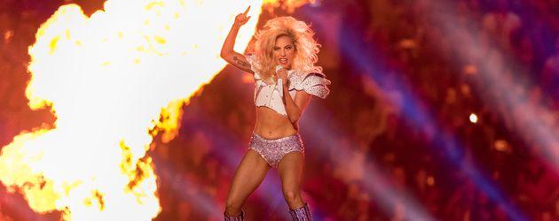 Lady Gaga in Houston