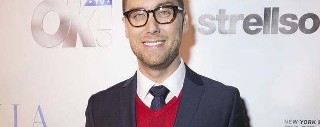Lance Bass bei der BELLA New York Cover Launch Party