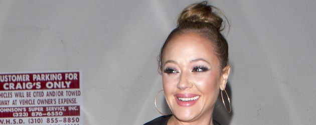 Leah Remini in Hollywood