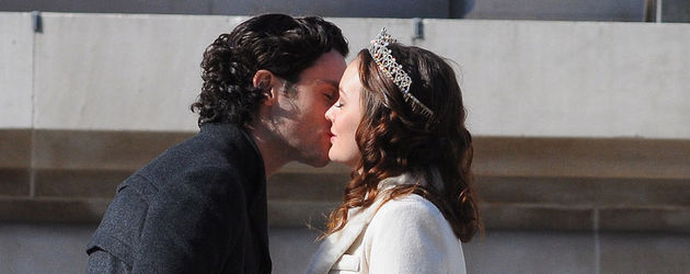 Leighton Meester und Penn Badgley