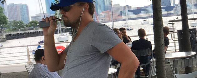 Leonardo DiCaprio in seiner Freizeit in NYC