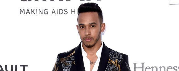 "Lewis Hamilton bei der ""Cinema Against AIDS Gala"" in Cannes"
