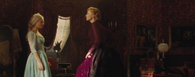 Cate Blanchett und Lily James