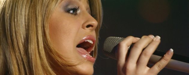 """Linda Teodosiu 2008 bei """"Deutschland sucht den Superstar"""""""