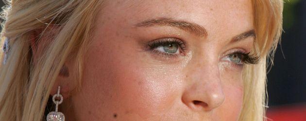 Schauspielerin Lindsay Lohan 2005