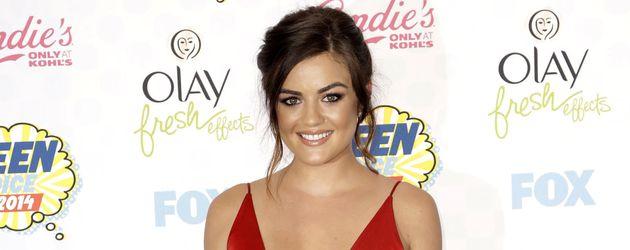 Lucy Hale und Teen Choice Awards
