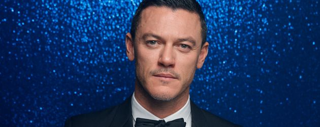 Luke Evans beim GQ-Award in Berlin 2016