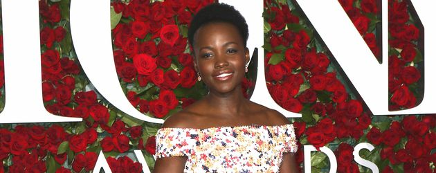 Lupita Nyong'o bei den 70. Tony Awards in New York