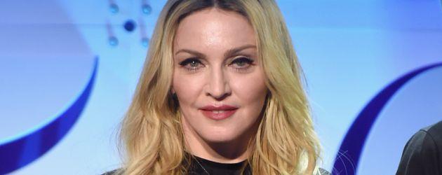 Madonna bei einer Party in New York