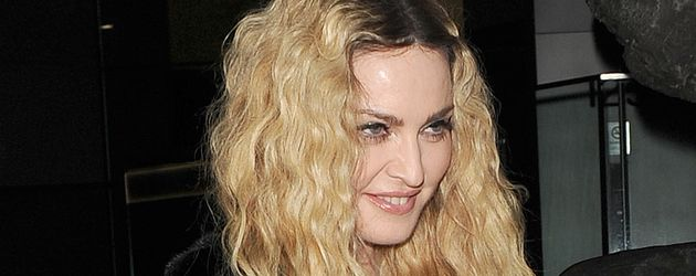 Madonna im Oktober 2016 in London