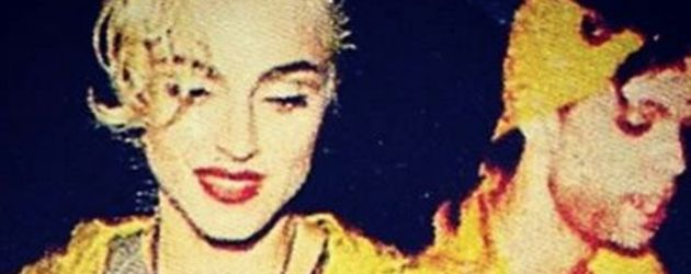 Madonna und Prince