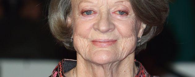 Maggie Smith bei einer Charity-Gala