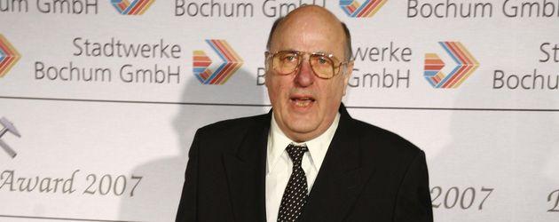 Schauspieler Manfred Krug