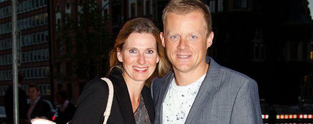 Marc Bator mit seiner Frau Hellen