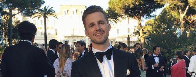 Marcus Butler bei der AmfAR-Gala in Cannes
