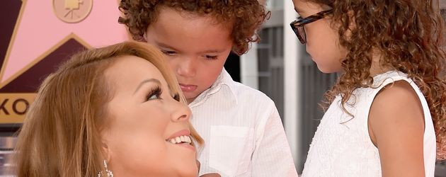 Mariah Carey und Monroe Cannon