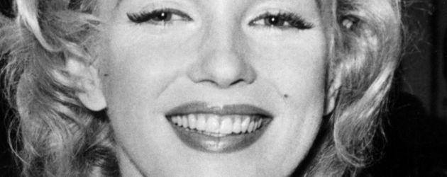 Marilyn Monroe im Jahr 1956