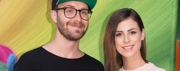Mark Forster und Lena Meyer-Landrut in Berlin