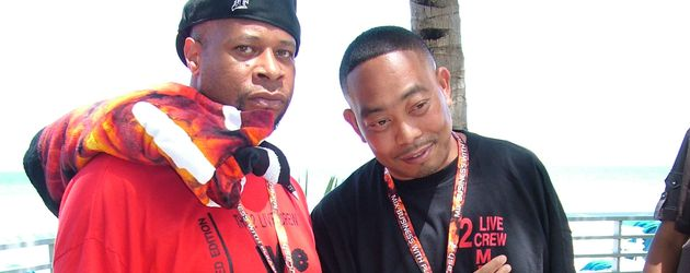 "Mark Ross (""Brother Marquis"") & Chris Wong Won (""Fresh Kid Ice""), Rapper"