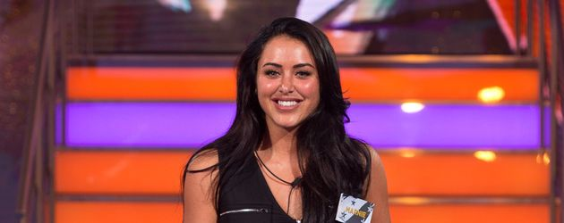 "Marnie Simpson beim Aufttakt von ""Celebrity Big Brother"""