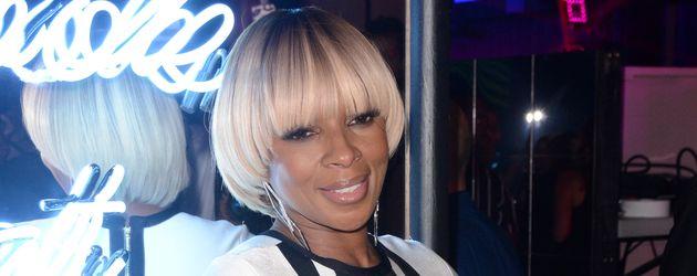 Mary J. Blige, Sängerin