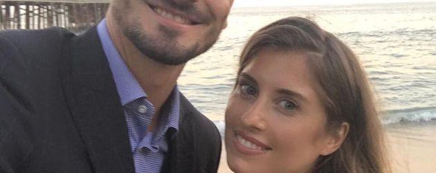 Mats und Cathy Hummels im Juni 2017