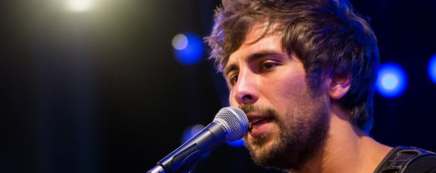 "Max Giesinger bei dem ""MTV Push Futures Live"" in München"