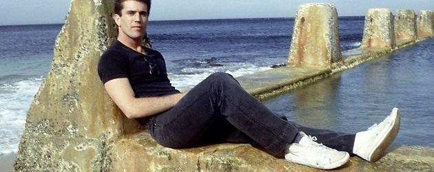 Mel Gibson im Jahr 1982