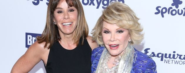 Joan Rivers und Melissa Rivers