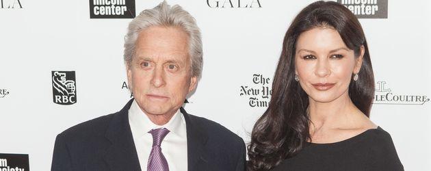 Michael Douglas und Catherine Zeta-Jones