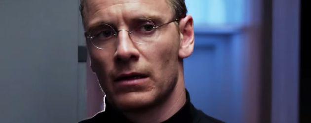 "Michael Fassbender in seiner Rolle als Steve Jobs in ""Steve Jobs"""