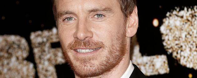 Michael Fassbender bei den BFI London Film Festival Awards 2016