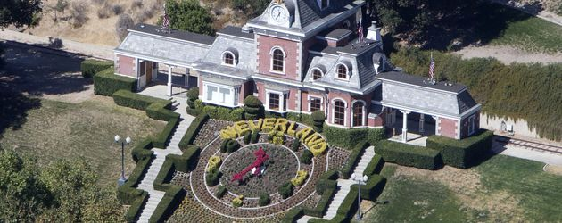 Michael Jacksons Neverland Ranche in Los Olivos